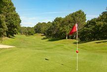 Forfaits golf entreprise / Découvrez nos offres golf dédiées aux entreprises, week-end golf et tournoi amicaux.
