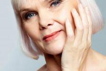 Older Woman make-up