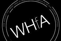 whfa home / We don't make LOW COST ARQUITECTURE but we think to HIGH QUALITY FOR ALL