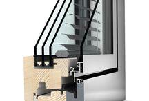 Okna Internorm Home Pure / Linia okien Internorm Home Pure łączy w sobie prostotę połączoną z nowoczesnym designem, dzięki czemu idealnie wkomponują się w architekturę Twojego domu.
