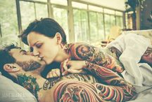 Tattoo couples :3