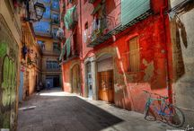 Color of Barcelona