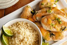 All about Chicken! / quick, easy, delicious, healthy chicken and turkey recipes