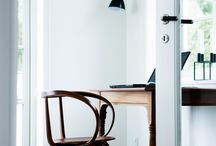WAHM / ideas for #working at #home #homeoffice / by Emily Anderson