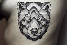Urso Tattoo