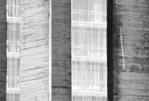 Brasília em P&B / #traços #linhas #curvas