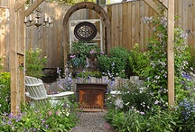Home ideas-outside / by Amy Griffin
