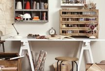 Craft Room / by Tonya Forcier