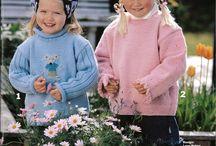 strikk - barn, knitting for children