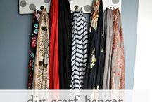 Organizing and decorating cutely / by Anna Greene-Nicholson