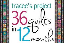 Tracee's Project: 36 Quilts in 12 Months / by McCall's Quilting