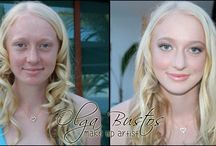 Before and After by Olga Bustos / My work