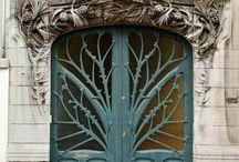beautiful doors and doorways