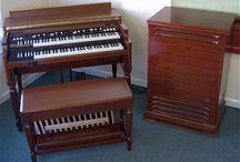 Keyboards vintage
