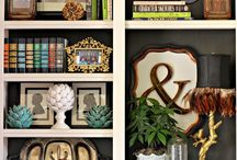 Built-Ins / by Suzanne Howe