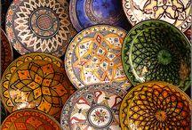 Ceramic China  & Pottery