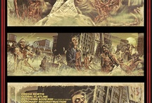 Monsters, Horror, Sic-Fi & Zombies / All kind of classic monster stuff and Retro-Sci-Fi...