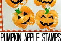 Pumpkins crafts