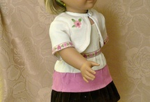 Doll clothes / by Heidi