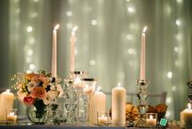 Weddings table styling