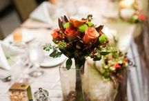 Table Decor {Wedding} / Centerpieces and table layouts for weddings