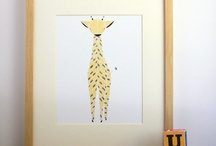 nursery art / by Lauren Robinson
