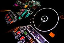 DJ Equipment  / by Megan Renee'