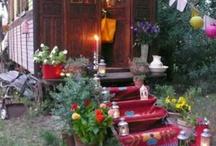 Virtual Boho Gypsy Caravan / Living my fantasy life vicariously on the interwebs.
