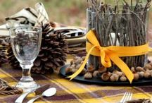 Party Planner - Rustic Thanksgiving