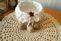 handmade by me ...L'Atelier croche lace and roses(facebook page)