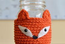 tricot et crochet déco