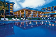 poolside / Pools, oceanside beaches and spas from hotels and resorts across the globe. / by Travelocity Travel