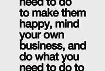 Good ideas~