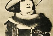 1920's Film Icons