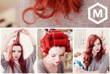 Style -Red Hair / by Adriana Garcia