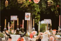 Southwestern Wedding Ideas