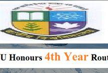 জাতীয় বিশ্ববিদ্যালয় অনার্স ৪র্থ বর্ষের পরীক্ষার রুটিন প্রকাশ রুটিন :
