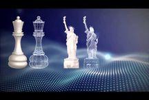 Impression 3D / Divers éléments créé en impression 3D
