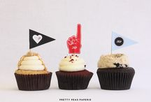 EVENT | Sports / by Gigi's Cupcakes