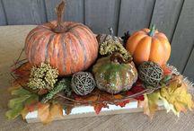 Seasonal Decor: Autumn
