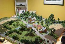 Wargames terrain
