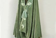 Art Nouveau Robe
