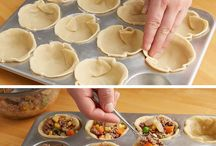 mini pot pie
