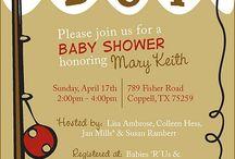 Baby Shower / by Bridget Dixon