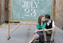engagement shoots / by Mel Cowell Photography