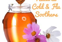 Cold and flu remedies / by Sharon Bitner