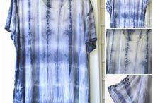 Batik / Tie dye and beyond