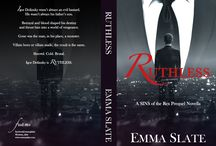 Cover Reveal! / Book cover reveals of my upcoming books!