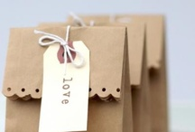 Gift Packaging & Presentation / by Maurie Martin