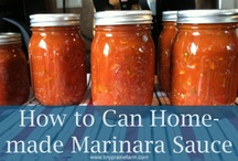 Canning and Preserving / by Lydia E.